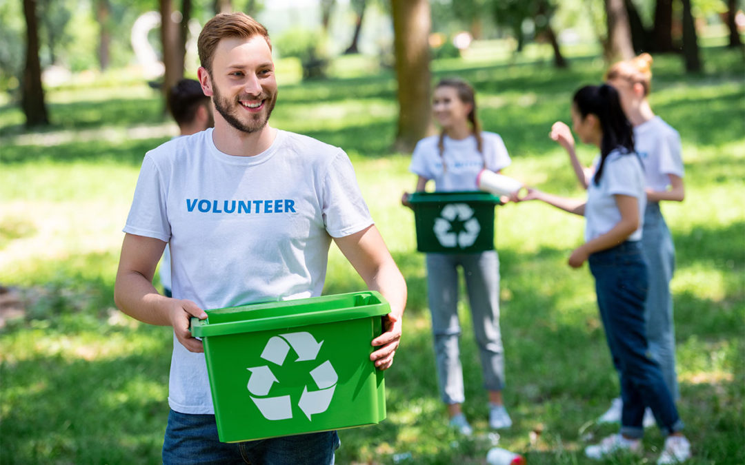 The Many Benefits of Corporate Group Volunteer Opportunities